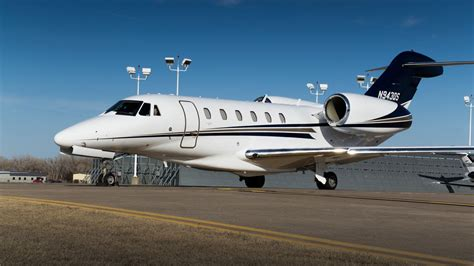 Textron Cessna Citation X Elite Business Jet – AINtv - YouTube