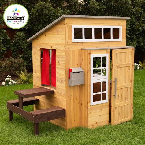 build  playhouse  wooden pallets step  step
