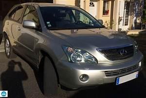 Lexus Rx 400h Occasion : achat lexus rx 400h 2007 d 39 occasion pas cher 12 900 ~ Gottalentnigeria.com Avis de Voitures