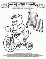 Coloring Safety Bicycle Snoopy Bike Summer Hand Clip Clipart Dulemba Cliparts Embroidery Popular Library Bear sketch template