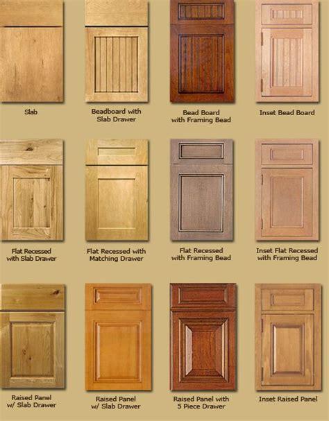 kitchen cabinet door styles kitchen cabinets types quicua com