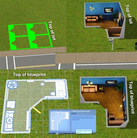 mod sims blueprint maker updated