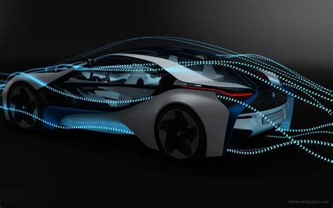 Bmw Vision Efficient Dynamics Concept 7 Wallpaper Hd Car