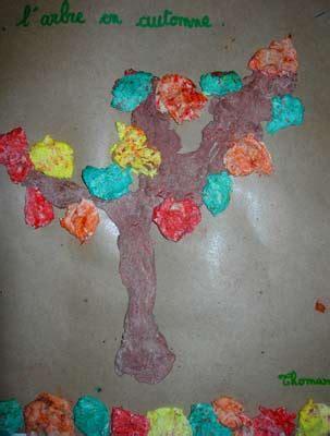 arbre en pate a sel productions plastiques sur les arbres
