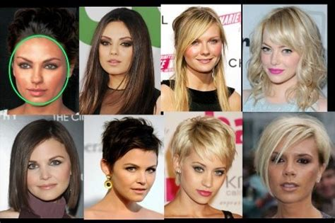 hairstyles   face shape