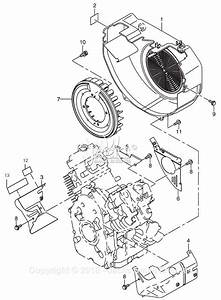 Robin  Subaru Eh65 Parts Diagram For Cooling  Starting