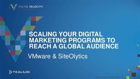 Digital Marketing Programs by Quot Scaling Your Digital Marketing Programs To Reach A Global