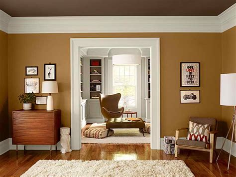 brown living room color schemes warm living room colors country home design ideas