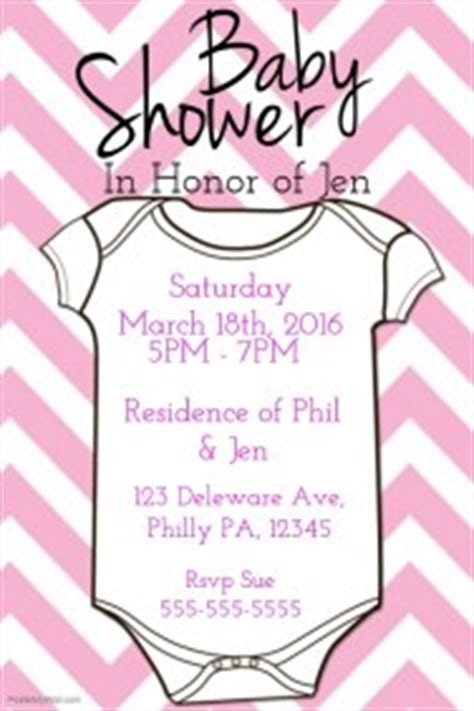 customizable design templates  baby shower flyer
