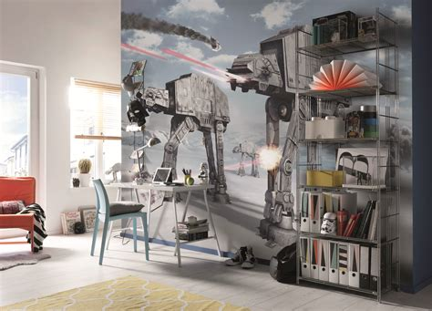 wars wall murals wars battle of hoth photo wallpaper wall mural 368x254cm made in germany ebay