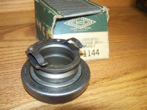 Find Nors Clutch Throw Out Bearing 1939 40 41 42 46 47 48