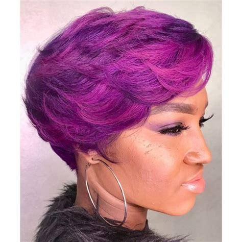 hottest short hairstyles  black women