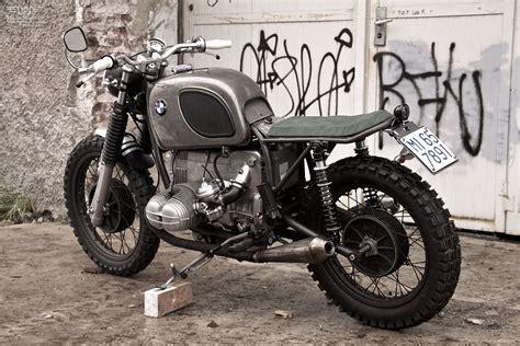 bmw motorcycle scrambler hardsun motorcycles bmw r65 custom scrambler by moto sumisura