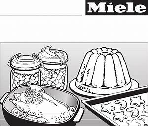 Miele Oven H 316 User Guide