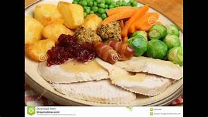 Traditional Christmas dinner - YouTube