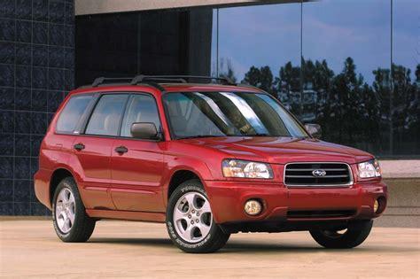 2003-08 Subaru Forester