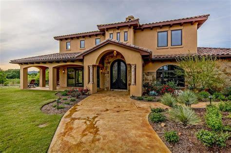 Mediterranean Style Home Designs