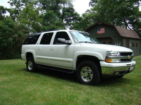 how it works cars 2004 chevrolet suburban 2500 transmission control sell used 2004 chevy suburban 2500 lt one owner leather tint bose tow pkg in cambridge