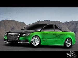 Pick Up Audi : fake audi rs4 pick up deine automeile im netz ~ Melissatoandfro.com Idées de Décoration