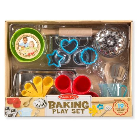 target kitchen accessories doug 174 baking play set 20pc play kitchen 2669