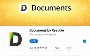 how to save videos for offline watching on iphone ipad With documents 6 readdle