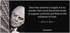 William C. Brow... Social Darwinism Hitler Quotes