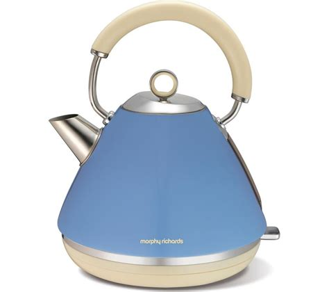 morphy richards kitchen accessories buy morphy richards accents 102010 traditional kettle 7854