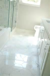 white bathroom floor tile ideas 18 large white bathroom floor tiles ideas and pictures