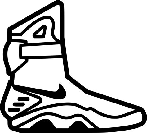 Svg files png files you will be able to download the files immediately after the payment is received. Nike Air Mag Svg Png Icon Free Download (#473614 ...