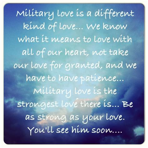 military love   strongest love awwww military