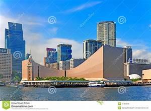 Kowloon island, hong kong editorial image. Image of water ...