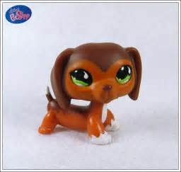Littlest Pet Shop Dachshund 675