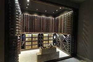 Cave À Vin Design : choisir sa cave vin tendance actualit d co caves vins pinterest caves design and ~ Voncanada.com Idées de Décoration