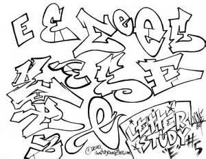 how to draw e in graffiti