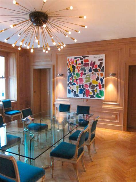 Apartment decor in Milan Custommade bookcases Interior Design