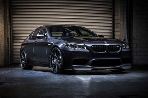 bmw tuning bmw f10 m5 tuned by vorsteiner