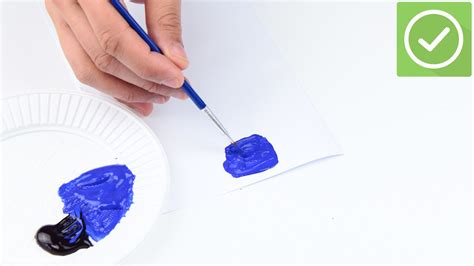 how to make blue color 3 ways to mix colors to make blue wikihow