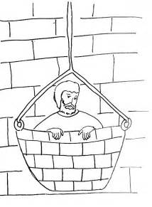 Paul Bible Coloring Pages