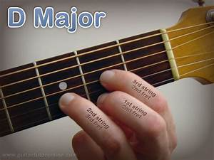 Open Chords  Major