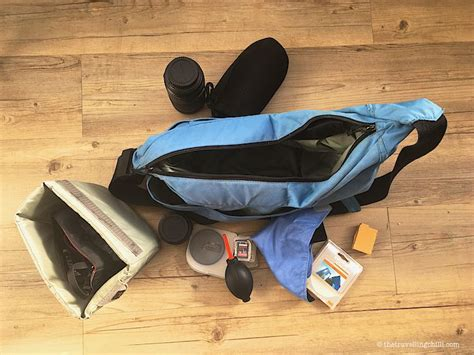 Lowepro Passport Sling Bag The Best Camera Bag For