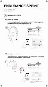 Harman Jblsprint Bluetooth Earphone User Manual Tr04480