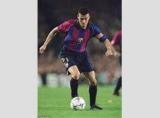 Barcelona vs Real Madrid Zinedine Zidane and Luis Enrique