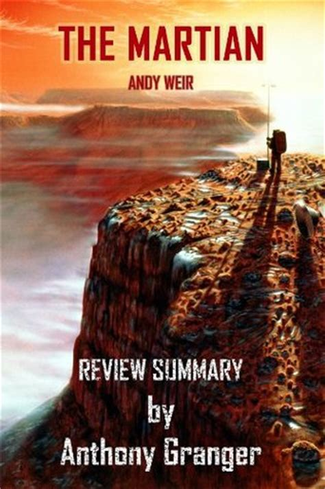 martian    andy weir review summary