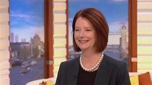 Former Australian PM Julia Gillard recounts the time she ...