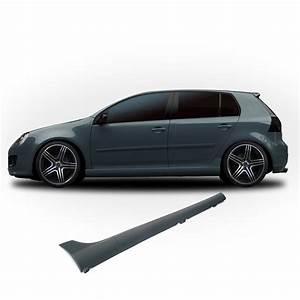 Bas De Caisse Golf 4 : bas de caisse pour vw golf 5 4 portes look gti avec mat riel de montage en abs ~ Farleysfitness.com Idées de Décoration