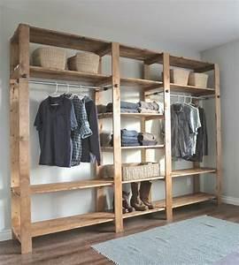 Kleiderschrank Selbst Gebaut : die besten 25 kleiderschrank selber bauen ideen auf pinterest einbauschrank selber bauen ~ Markanthonyermac.com Haus und Dekorationen