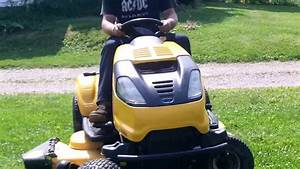 Cub Cadet Zero Turn Rider
