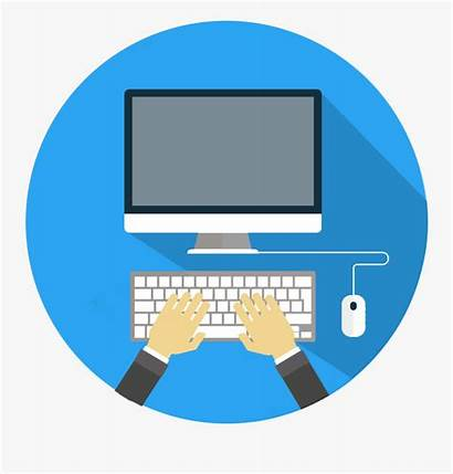 Entry Computer System Administrator Management Clipart Mining