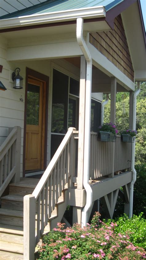 side porch designs 51 best images about deck porch railing on