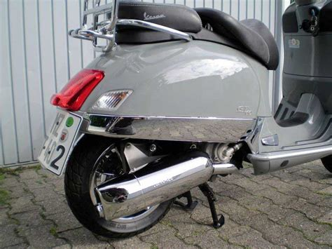 leo vince pipe  vespa gts series scooter community   scooters join